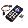Infrared Remote Control with IR Receiver