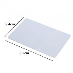 RFID Card 13.56Mhz - White