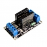 5V DC 2-Channel Solid-State Relay Board for Arduino