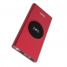 Hoco Wireless Power Bank J37 10000mAh Red