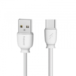 REMAX Type C USB Cable RC-134a 1m White