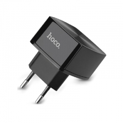 hoco-wall-charger-c26-1xusb-qc30-black-gr
