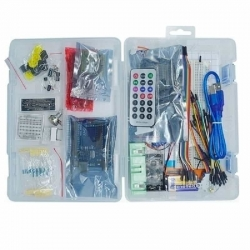 Uno R3 Starter Kit with Motors (Arduino Compatible)