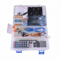 Uno R3 Basic Kit (Arduino Compatible)