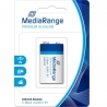 MediaRange Premium Αλκαλική Μπαταρία 9V