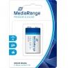 MediaRange Premium Alkaline Battery 9V