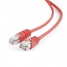 LAN UTP Cat5e Pach Cable 0.5m Red