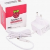 Raspberry Pi 4 Official Power Supply 5.1V 3.0A (White)