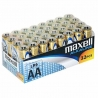 Maxell Αλκαλικές Μπαταρίες LR6 size AA (32τμχ) 1.5V