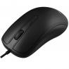 PHILIPS ενσύρματο ποντίκι SPK7214, 1600DPI, USB, 4 πλήκτρα, μαύρο