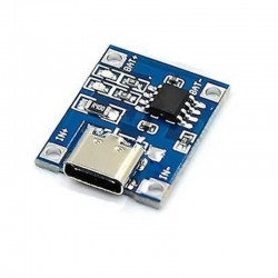 Lithium Battery Charging Module TP4056 Type C