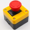1NO+1NC e-stop push button switch emergency stop switch LAY37-11ZS