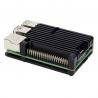 Armor Case for Raspberry Pi 4 Black