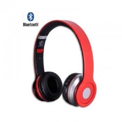 Rebeltec Wireless Headphones Crystal - Red