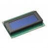 LCD Display 20x4 Blue Backlight (for Arduino)