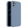 Wozinsky Ανθεκτική Θήκη Σιλικόνης για iPhone 11 (Μπλε)