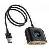 Baseus USB Hub 4in1 (1xUSB 3.0 + 3xUSB 2.0) 1m - Black